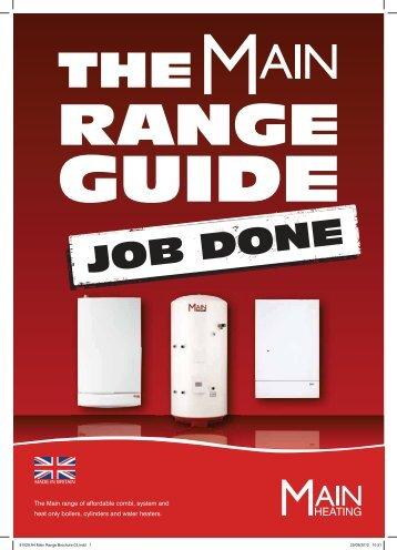 Main Range Guide - Main Heating