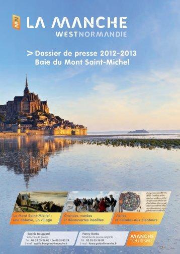Le Mont Saint-Michel - Manche Tourisme