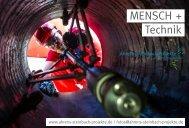 MENSCH +i Techniki - Ahrens + Steinbach Projekte