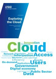 Exploring the Cloud - A Global Study of Governments' Adoption of ...