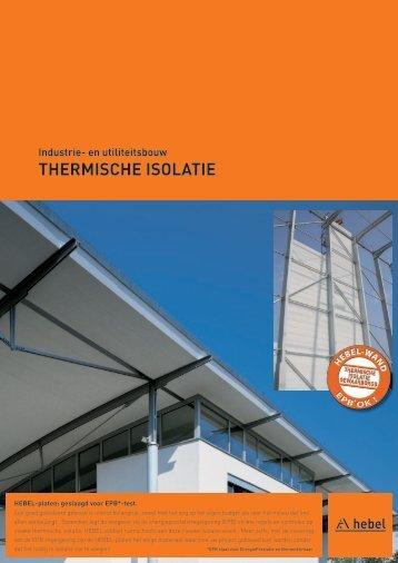 THErmIscHE IsoLaTIE