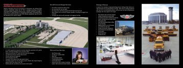 Strategic Alliances Pilot and Crew Services Aircraft ... - DuPage Airport