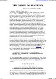 The Origin of Sumerian Language.pdf