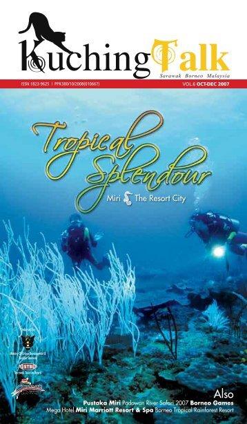 Miri The Resort City - Borneo Talk