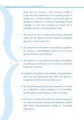 Standards Framework for Counsellors & Counselling Services - Page 6