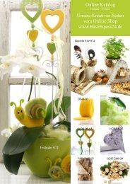 Online Katalog Kreativen Seiten von www.Bastelspass24.de
