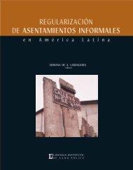 regularización de asentamientos informales - Instituto de Estudios ...