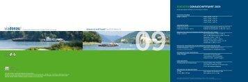 Jahresbericht 2009 - Via Donau