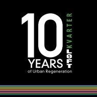 of Urban Regeneration - Ny i Danmark