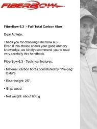 FiberBow 6.3