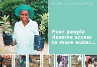 Poor people deserve access to more water.pdf - Multiple Use water ...