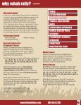 Attendee Brochure - Rehab Rally - Page 3