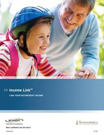 Income LinkSM - CUNA Mutual Group