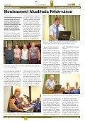 A döntőért mennek Finnországba 13. oldal - Székesfehérvár - Page 5