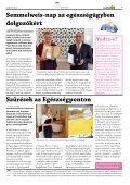 A döntőért mennek Finnországba 13. oldal - Székesfehérvár - Page 7