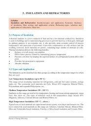 5. INSULATION AND REFRACTORIES - Bureau of Energy Efficiency