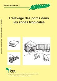 Agrodok-01-L'élevage des porcs dans les zones ... - OLDU @iSpeed