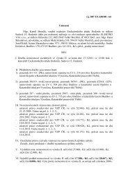 č.j. 007 EX 630/08 - Exekutorský úřad Hodonín