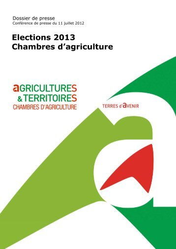Modalites organisation elections 2013 chambre d - Chambre d agriculture charente ...