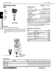 Dixon L08-02AMB Wilkerson L08 1//4 Mini Lubricator with Metal Bowl Metal//Plastic 57.5 SCFM