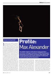 Profile: Max Alexander - UCL Astronomy Group