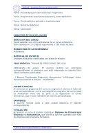 CURSO EN PSICOTERAPIA DINAMICA Y HUMANISTICA - Page 4