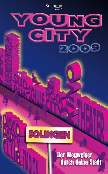 Vorhang auf - Stadt Solingen