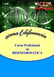 Curso Profesional en BIOINFORMATICA