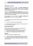 Curso Técnico Graduado en NATUROPATÍA - Page 2