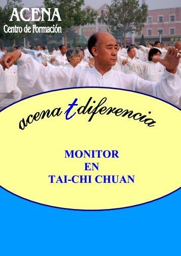 MONITOR EN TAI-CHI CHUAN