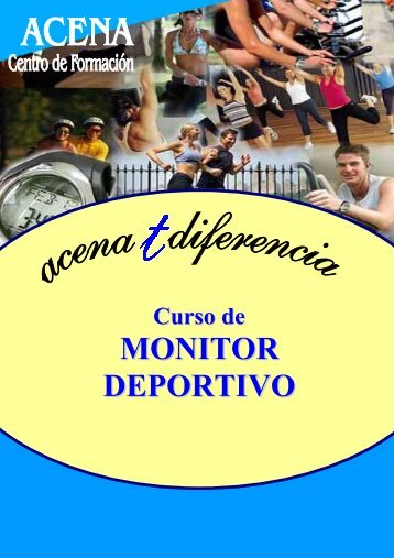 MONITOR DEPORTIVO