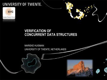 Verification of Concurrent Datastructures - Formal Methods Europe