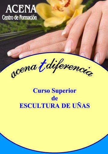 Curso Superior de ESCULTURA DE UÑAS