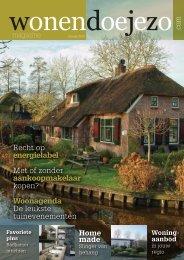 WonenDoeJeZo Zuid-Oost Nederland, editie Februari 2015