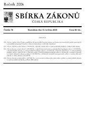 Změna zákona o obcích a zákona o krajích