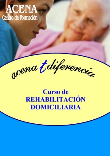 Curso de REHABILITACIÓN DOMICILIARIA