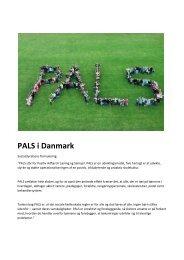 PALS i Danmark - Ejsing Friskole og pasningsdel