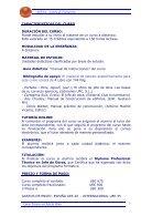Curso Profesional TÉCNICO EN JEFE DE OBRA - Page 5