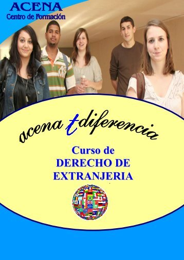 Curso de DERECHO DE EXTRANJERIA