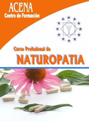 Curso Profesional de Naturopatía