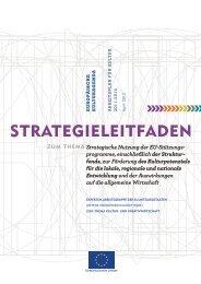 Strategieleitfaden - European Commission - Europa