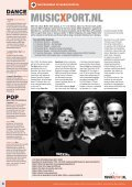 new developments subject of amsterdam dance ... - Buma Cultuur - Page 6