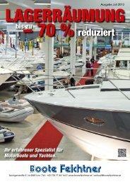 reduziert - Boote Feichtner