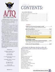 1) ATQ Fall 2003 for pdf - Airlift/Tanker Association