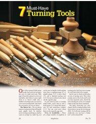 ShopNotes No. 73 - Woodsmith Woodworking Seminars