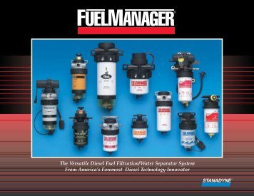 The Versatile Diesel Fuel Filtration/Water Separator System - Mwfi.com