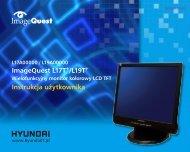 Instrukcja obsługi L17T+ - hyundai it