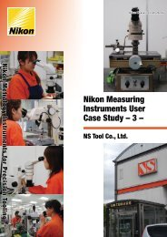 Brochure ( PDF:1.28MB) - Nikon