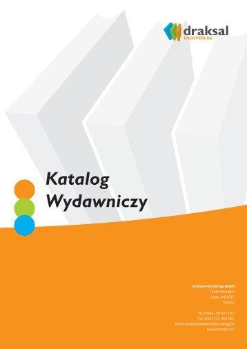 Katalog Wydawniczy - Draksal Fachverlag