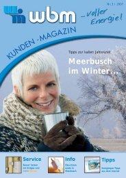 03/2007 zum Download (PDF) - wbm